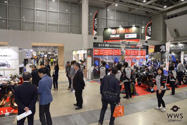 『第46回 東京モーターサイクルショー2019』がいよいよ開幕!国内外の関連企業・コンパニオンが大集結!ブンティーンモータース』のPRブースに登場!イベント前にインタビューを実施!<東京モーターサイクルショー2019>