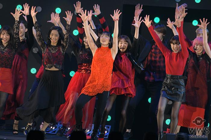 劇団4ドル50セントが『東京ガールズコレクション 2019 S/S』のステージでパフォーマンスを披露!<TGC 2019 S/S>