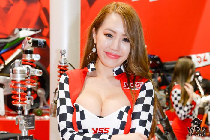 愛場れいら、綾瀬優、松嶋可奈らが登場!PMC、YSSブースで魅せるポージング!<東京モーターサイクルショー2019>