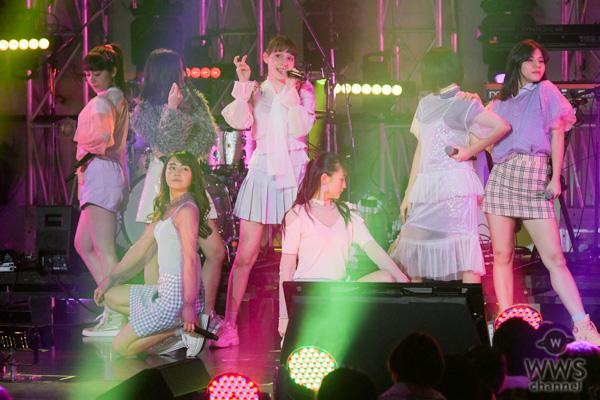 Chuning Candyが「#卒おめ!」オープニングアクトに登場!会場を華やかに盛り上げる!<#卒おめ!2019>