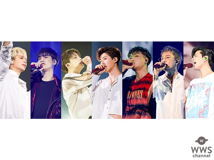 iKONが2年連続京セラドームで開催した大阪公演完全収録LIVE DVD & Blu-ray『iKON JAPAN TOUR 2018』を本日発売!