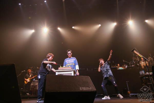 コブクロ、20周年ツアー初日スタート!ライブ音源11作品 全225曲の配信もスタート!!