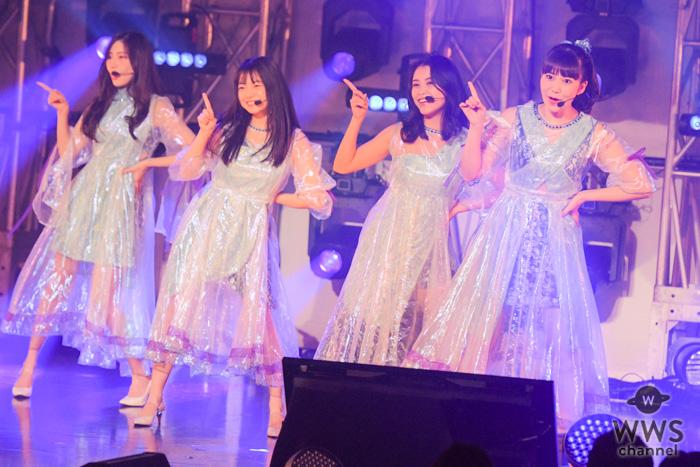 9nineが「#卒おめ!」のステージに出演!ヒットナンバー『Re』で盛り上げる!<#卒おめ!2019>