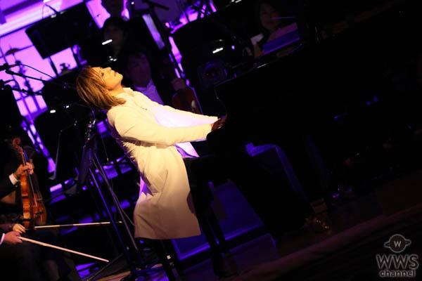 快挙!アメリカ公共放送PBS 「WNET THIRTEENチャンネル」にて特別番組 『 YOSHIKI - Live at Carnegie Hall 』 放送決定!!