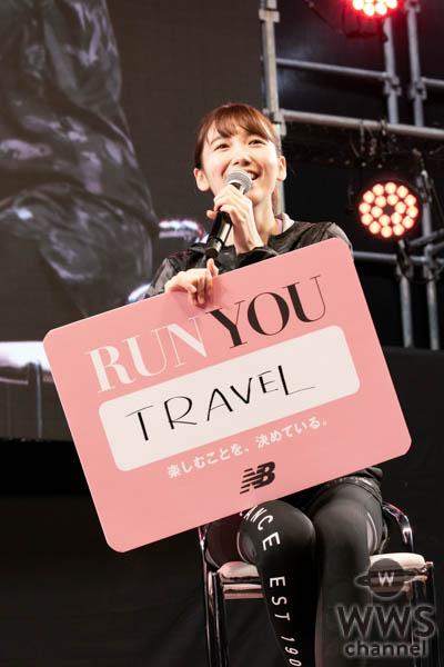 女優・飯豊まりえが「名古屋ウィメンズマラソン2020」に参加表明!