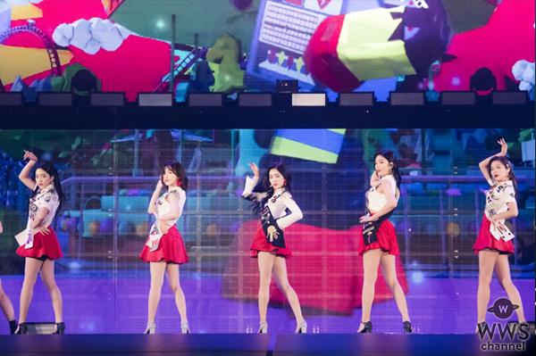 """Red Velvet、メンバーのソロダンスパフォーマンスが観られるライブダイジェスト映像が先行公開!""""REDMARE""""の模様はいよいよ3/31(日)にWOWOWで放送!"""
