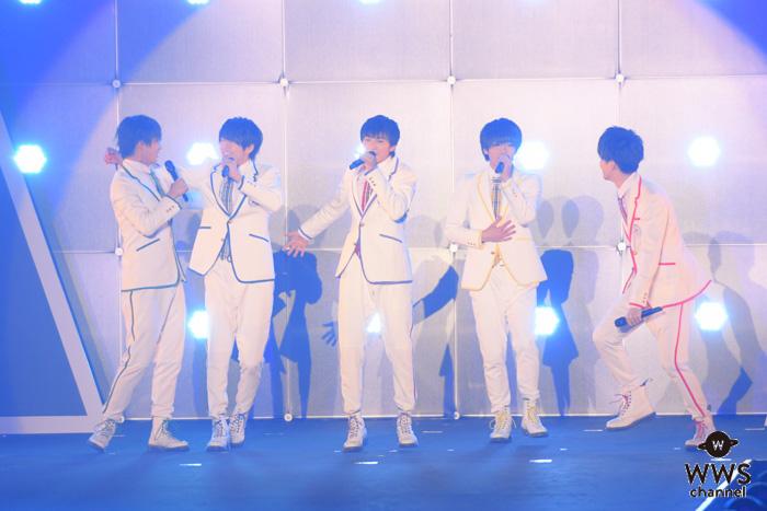 ボーイズグループ・Hi☆Five(ハイファイブ)が「超十代」オープニングアクトに登場!<超十代 - ULTRA TEENS FES ->