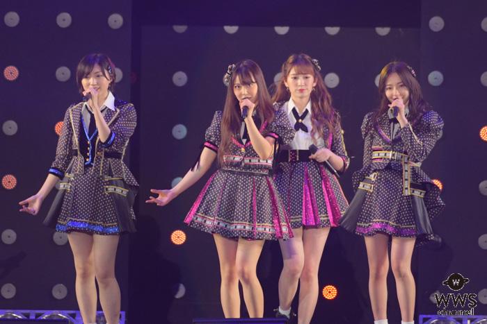 NMB48がTGMのライブステージに初登場!<TGM 2019>
