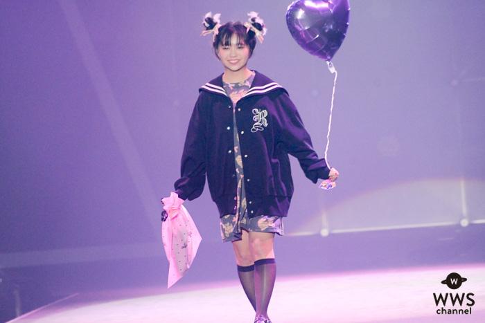 大原優乃、アンクルージュのステージでガーリーに登場!<超十代 - ULTRA TEENS FES ->