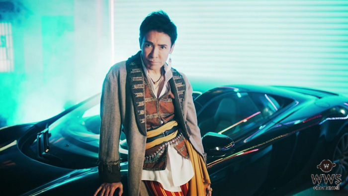 郷ひろみ、104枚目の最新シングルは日本を明るくするお祭りソング!『JAN JAN JAPANESE』MV公開!