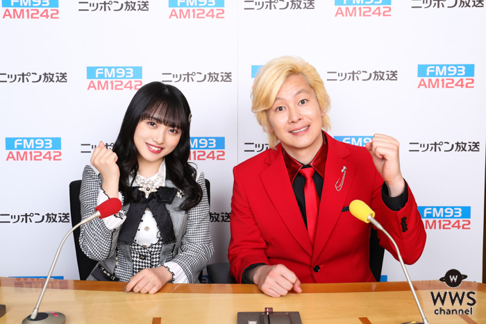 AKB48『2029ラジオ』にカズレーザーがスペシャルアドバイザーとしてレギュラー出演決定!
