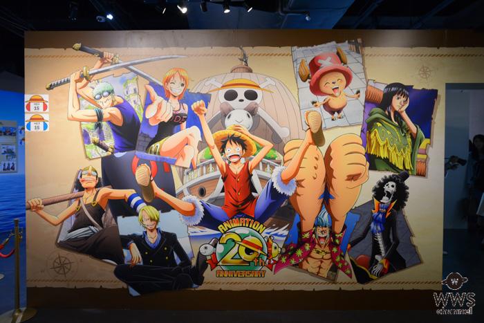 アニメ『ワンピース』20周年企画が「東京ワンピースタワー」で開催!