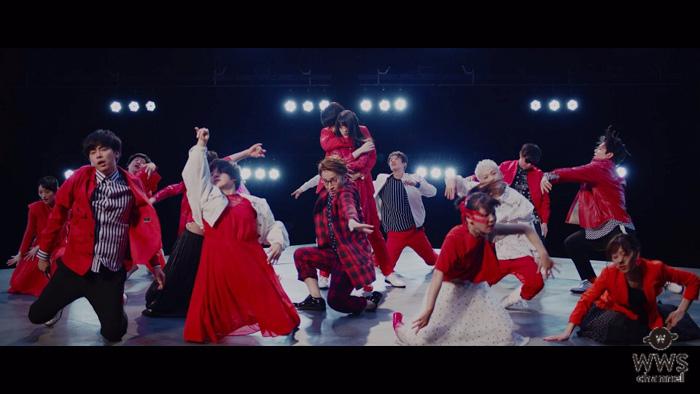 吉本坂46の人気ユニット・REDの『やる気のない愛をThank you!』MVが完成!高難易度ダンス&高速回転で魅せる!