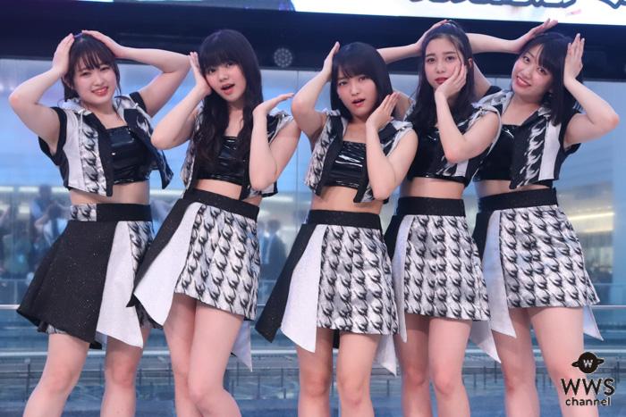 こぶしファクトリー、狙うは令和を代表するアイドル!最新シングル『Oh No 懊悩/ハルウララ』発売記念イベントを開催!
