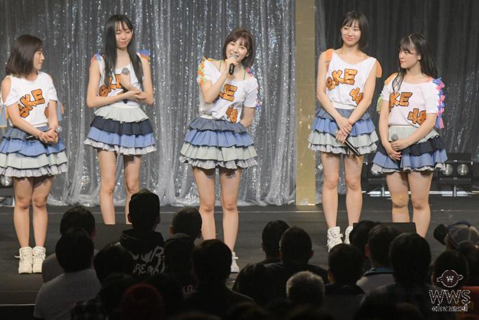SKE48・菅原茉椰、休止前の最後のライブへ!「休んでる間も力つけて頑張りたい」