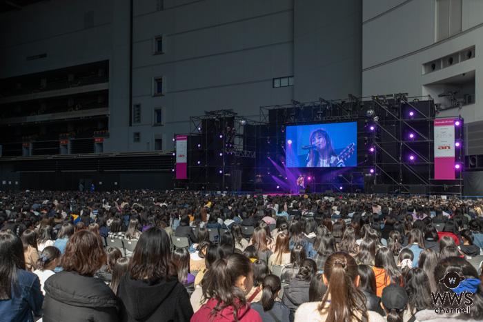 井上苑子が熱唱で大盛り上がり!女子高生限定イベント『シンデレラフェスvol.6』が開催!