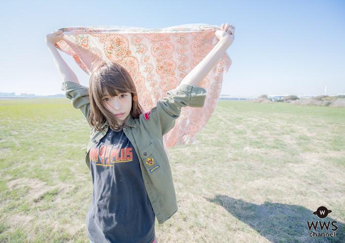 藤川千愛、土砂降りの雨に打たれる「ライカ」MV公開