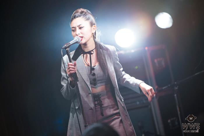 【ライブレポート】青野美沙稀、初の全国ワンマンライブツアー、渋谷・WWWでツアーファイナルを迎える!