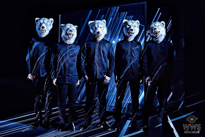 "MAN WITH A MISSION、""平成最後&令和最初の月9""主題歌に決定!本日ドラマ内で初解禁!"