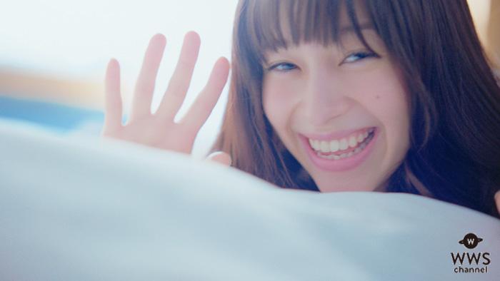 中条あやみのピュアすぎる笑顔にくぎづけ!花王「PYUAN(ピュアン)」新CMに出演!主題歌は安田レイ!!