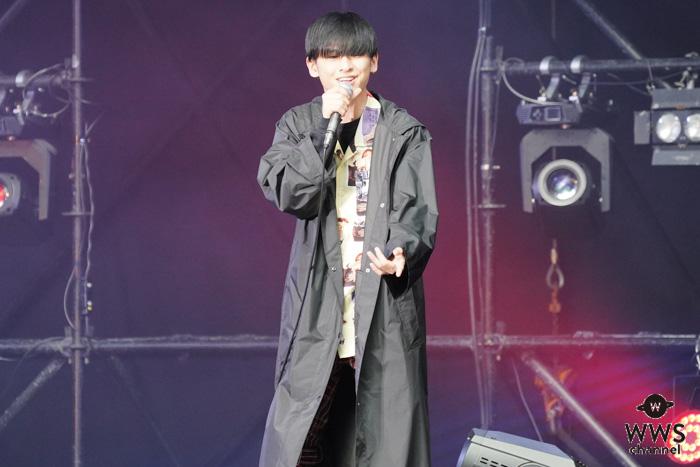 新星ラップアーティスト・さなり、カリスマ性を確かに感じさせたステージ!<シンデレラフェスvol.6>