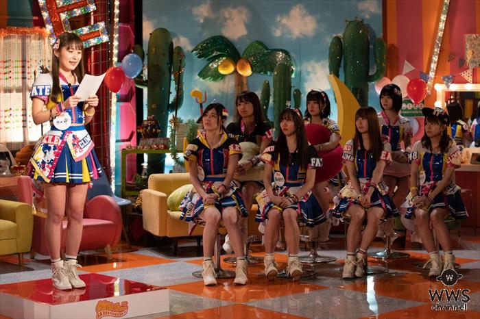 卒業発表の内山命が綴るSKE48の10年。メンバーそれぞれが語る『手紙のこと』<めちゃんこSKEEEEEEEEEE!!>
