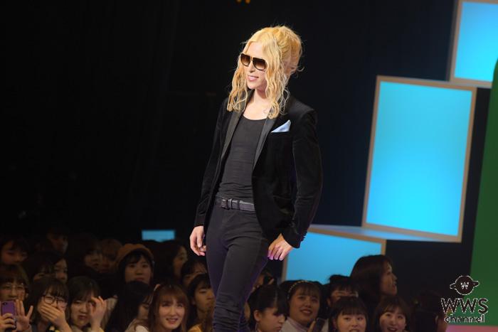 ホスト界の帝王ローランドが「ViVi Night」に出演!ViVi読者のお悩みを解決!!<ViVi Night in TOKYO2019>