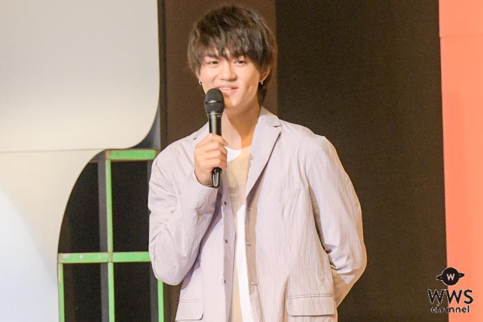 M!LK・佐野勇斗が「ViVi Night」で『小さな恋のうた』を生歌で披露!<ViVi Night in TOKYO2019>