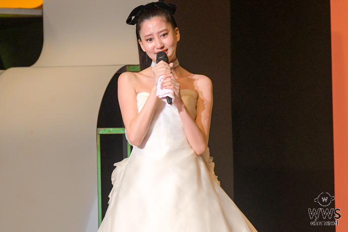 河北麻友子、涙のViVi卒業セレモニー!「自信が持てたのはViViのおかげ」<ViVi Night in TOKYO2019>