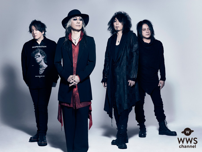 D'ERLANGER(デランジェ)、アルバム「roneve」(5/22発売)収録曲&アートワーク、メインヴィジュアル解禁!