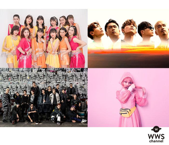 アンジュルム、THE RAMPAGE、DOBERMAN INFINITYの出演が決定!ソフトバンク主催の音楽フェス「FUKUOKA MUSIC FES」6月開催決定!!