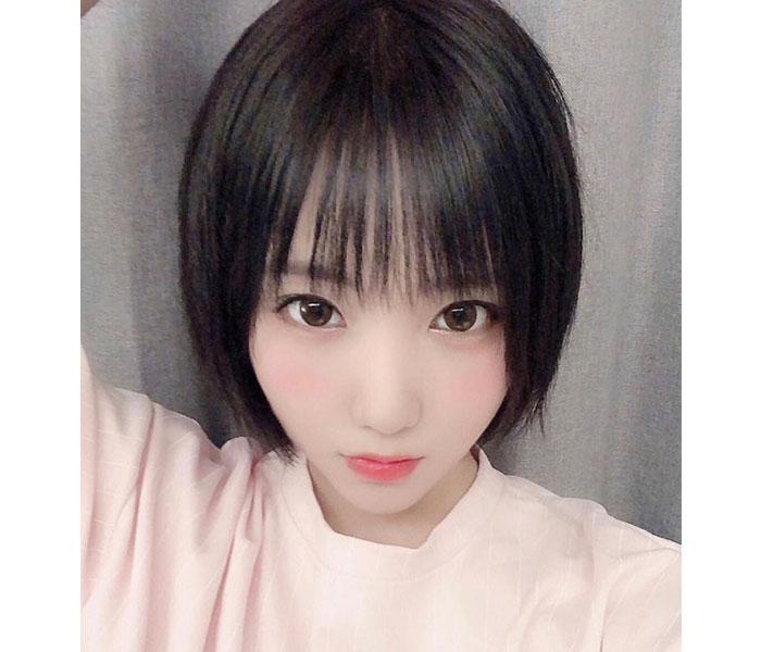 ざわちんが平成最後のイメチェンで黒髪ショートに!「黒髪で生まれ、黒髪で平成を終える」!!