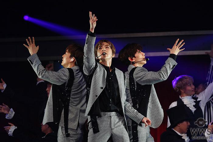 EXO-CBXのスペシャルライブ、全5公演で5万人のファンが熱狂!最終日にはライブ・ビューイングで全国2万5千人のファンがひとつに!