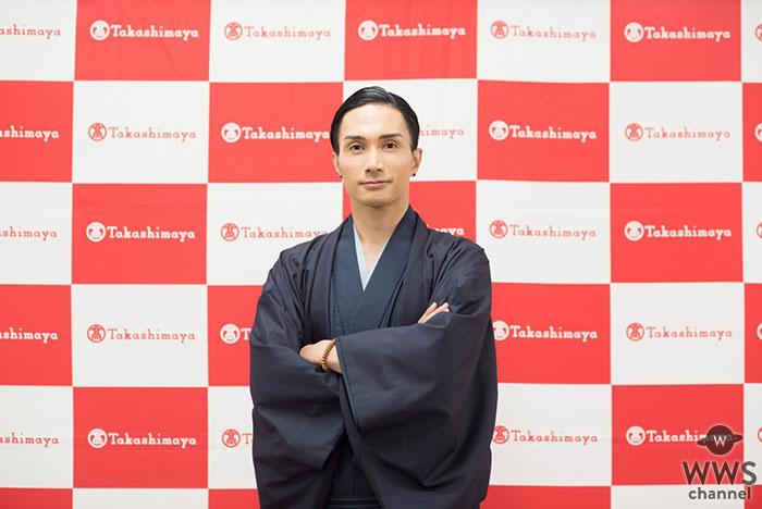 橘ケンチ、『第3回横浜高島屋日本酒まつり』トークイベントで日本酒の魅力を語る