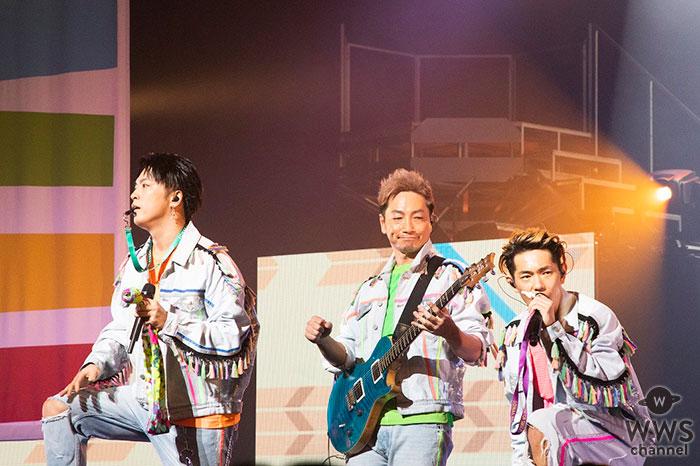 Sonar Pocket、キャリア史上最長のロングツアー・セミファイナル東京公演が終了!