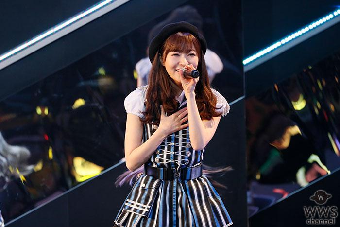 指原莉乃、HKT48の地元・福岡にて卒業公演を開催!