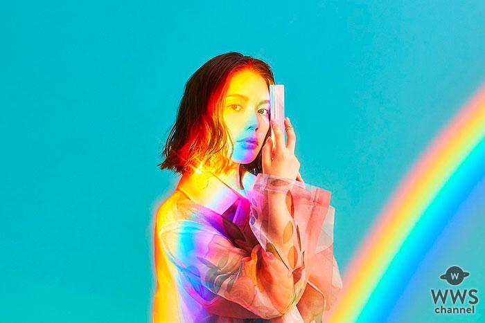 安田レイ、新曲「dazzling tomorrow」フル配信スタート! ワンマンライブ実施も決定!