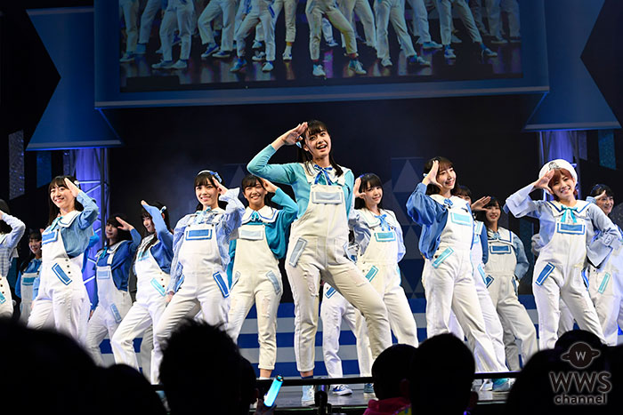 STU48、2周年記念コンサートにてサプライズ発表!船上劇場「STU48号」出航決定!!