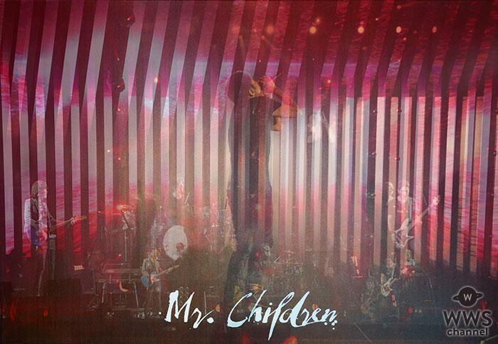 Mr.Children、LIVE DVD&Dli-Ray「Mr.Children Tour 2018-19 重力と呼吸」発売決定!