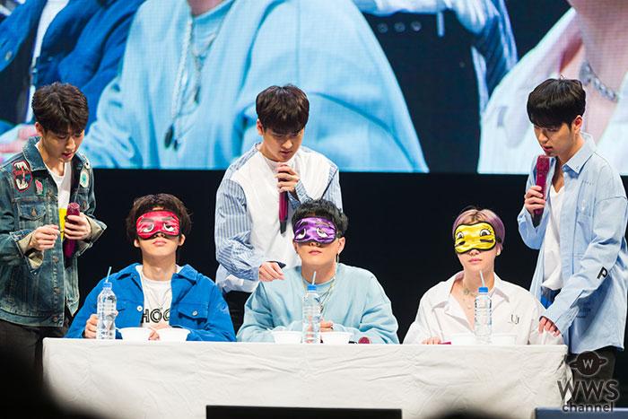 7人組ボーイズグループiKON、3年半ぶりとなる全国ファンミーティング【iKON FAN MEETING 2019】がスタート!!