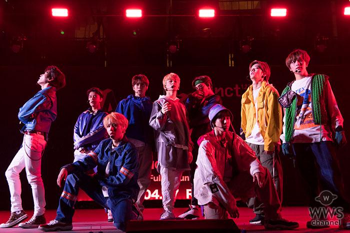 NCT 127、ファーストフルアルバム『Awaken』リリース記念イベントで六本木ヒルズへ登場!