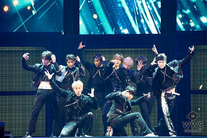 NCT 127、初の全国ツアー7都市14公演を完走!さいたまスーパーアリーナにて大熱狂のツアーファイナル!