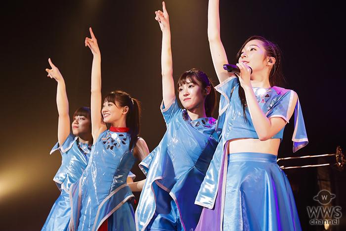 TEAM SHACHI、ホールツアーファイナルにて初の主演映画「燃えよ!失敗女子」公開を発表!主題歌「わたしフィーバー」を初披露!