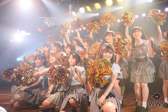 AKB48 チーム8、結成5周年記念特別公演開催!「令和になるし気持ち新たにみんなで元気に楽しく頑張ります!」