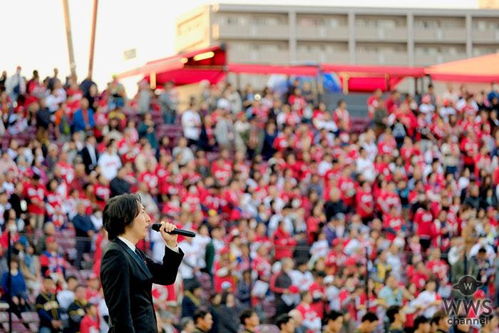 ビッケブランカ、広島東洋カープ対阪神タイガース初戦で国歌斉唱「とても光栄でした」