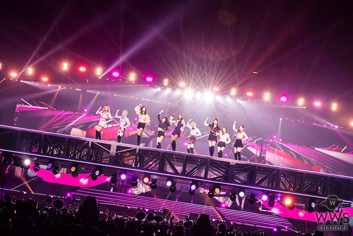 TWICE、22万人動員の初ドームツアー完走!2週連続でシングルのリリース決定&日本コカ・コーラ「Qoo」のCMに出演決定!