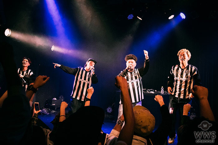 """""""ジャバ""""ことJABBA DA FOOTBALL CLUB「新世界」へ!OMAKE CLUB卒業、ソニー・ミュージックよりメジャーデビューを発表!!"""
