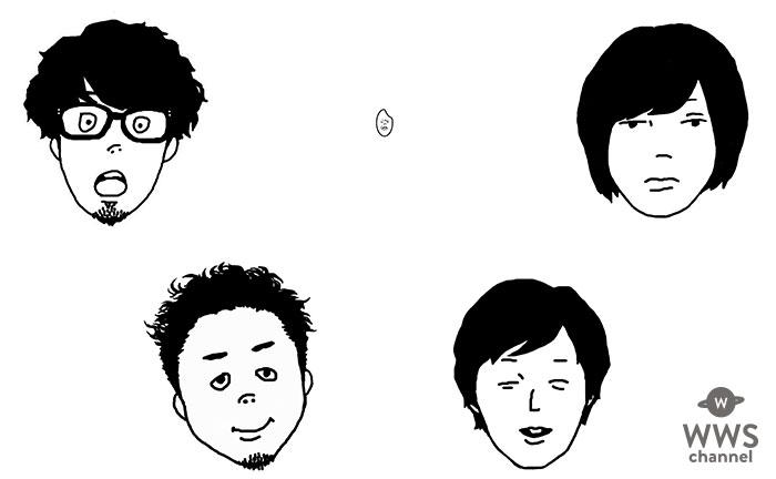 キュウソネコカミ、日比谷&大阪城野音ワンマンライブが決定!