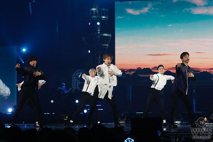 """さいたまスーパーアリーナ1万8千人が熱狂!EXO-CBX待望の""""MAGICAL CIRCUS""""が帰って来た!日本オリジナルの新曲「Paper Cuts」も初披露!"""