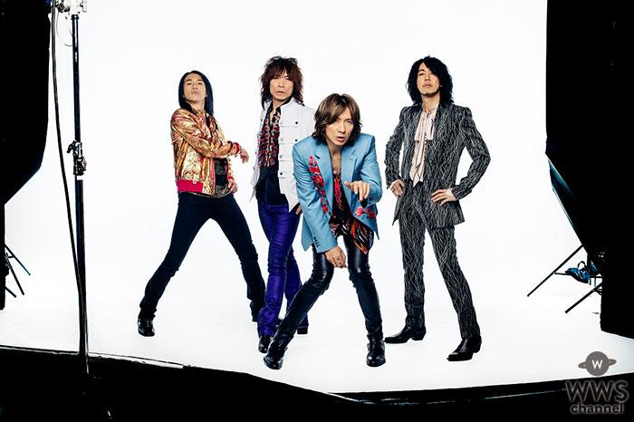 THE YELLOW MONKEY、19年ぶり9枚目のオリジナル・アルバム『9999』が、オリコン週間デジタルアルバムランキング、iTunes、レコチョク、Billboard JAPAN Chartで1位を獲得し4冠達成!